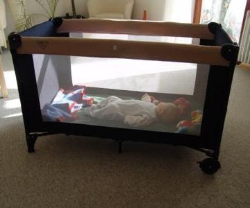 Cool! Mein neues Bett ist angekommen!
