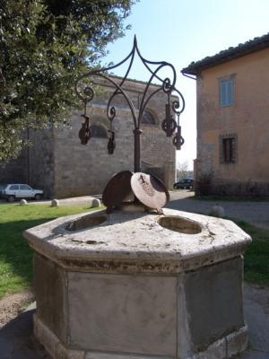Dieser Brunnen ist seltsam...