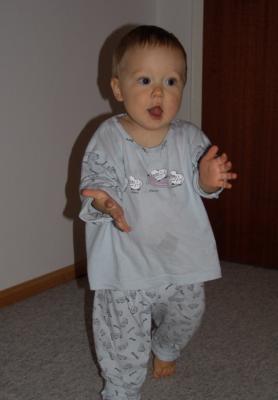 Ein kleiner Pyjamawuzzler