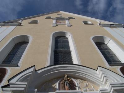 Beim Franziskanerkloster