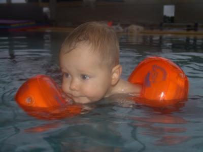 Ein toller Schwimmer