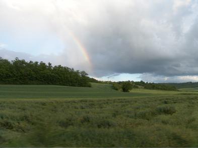 Am Ende des Regenbogens liegt ein Schatz!