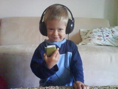 DJ Krümel lässt die Bude wackeln