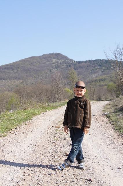 Fonzie va in montagna...