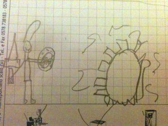 Yves ha disegnato Zelda