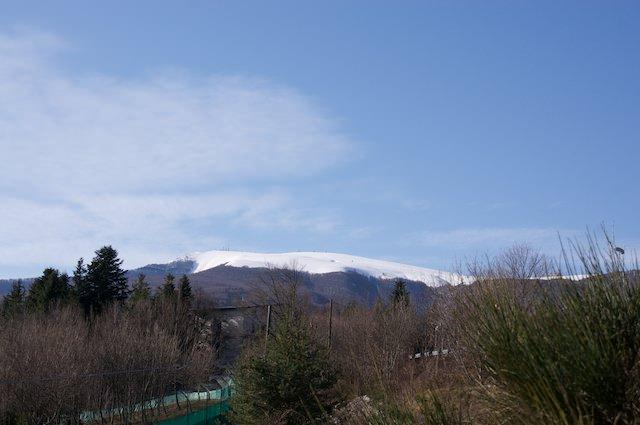 Le montagne degli Abruzzi
