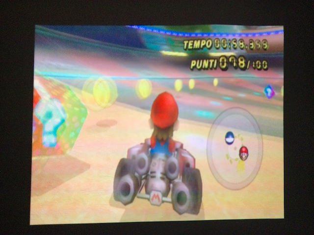 Fonzie si diverte con la Wii