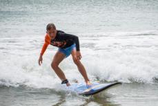 I surfboard della Rezha Surfschool sono molto buoni