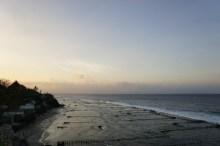 Si vede tutta la costiera