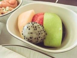 Frutta fresca come dessert