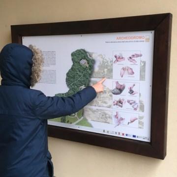 Spiego la mappa del Archeodromo