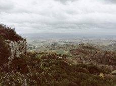 Che bella vista sulla valle