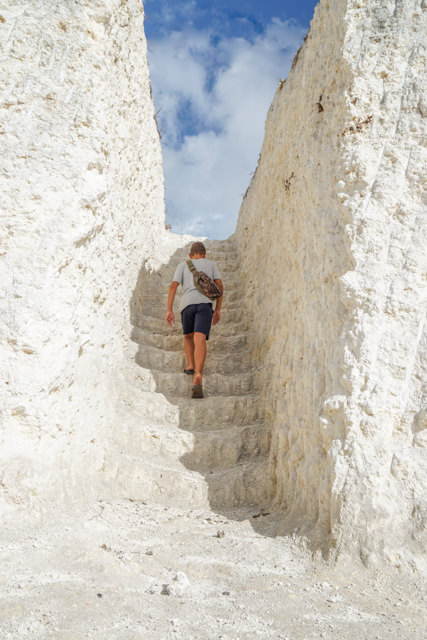 ... a stairway to heaven ...