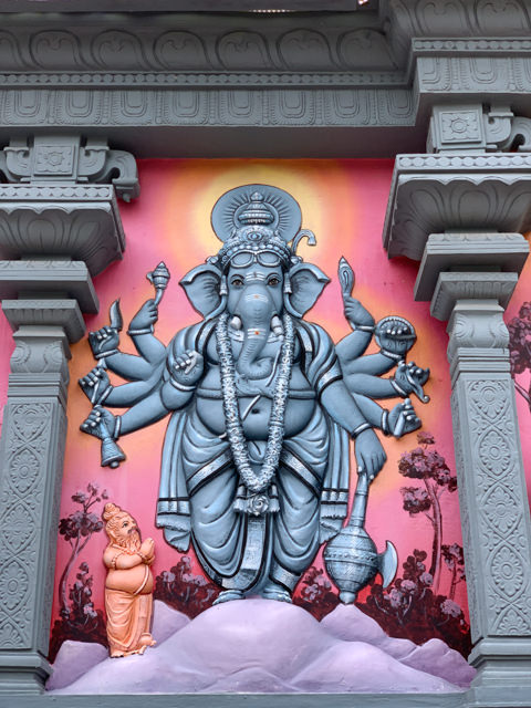 That Ganesha image is very beautiful