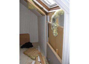 Chambre Comble Lambris | Chambre Dans Les Combles Good Deco Chambre ...