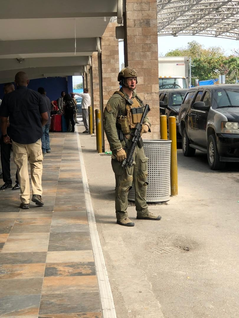 Canadian military in Haiti  Why?   Yves Engler