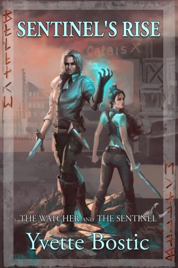 Sentinel's Rise- Book 1