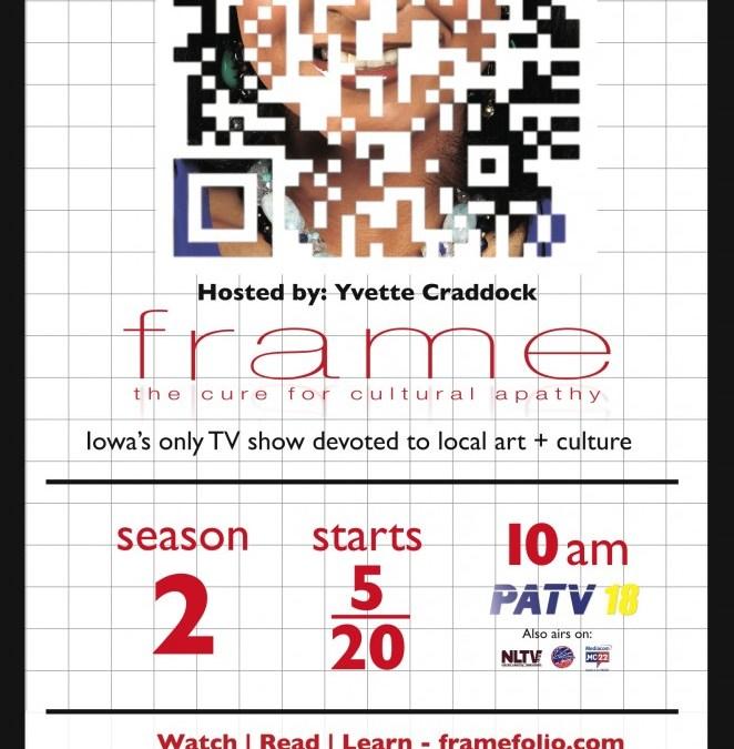 Frame TV Show Promo
