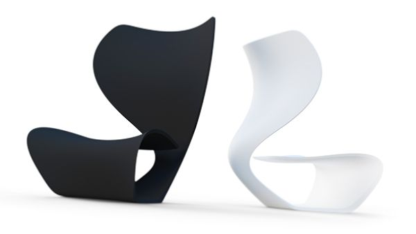 10 Contemporary, Curvy Chairs
