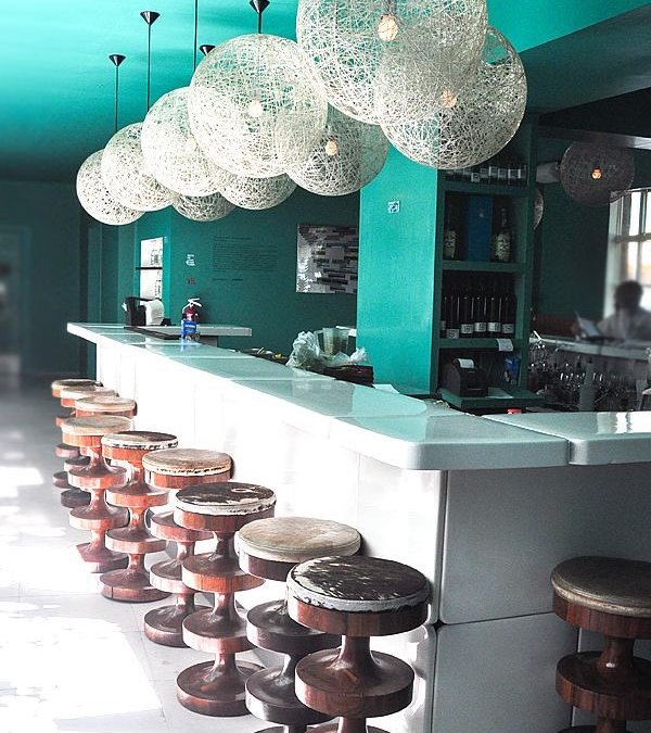 Modern Monday: Beach Bar