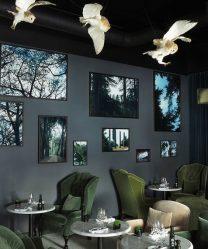 contemporary restaurant design Yvette Craddock Designs Luxury Interior Design + Tabletop Design + Lifestyle Experiences