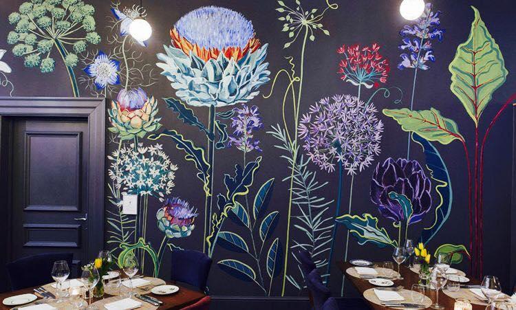 Art: Floral Frame