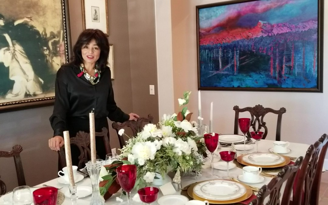 How To: Holiday Entertaining + Design Tips
