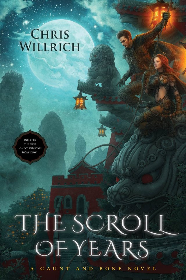 The Scroll of Years (Gaunt and Bone #1), A Book Review