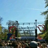 Bevrijdingspop Haarlem (free music festival for Liberation Day)
