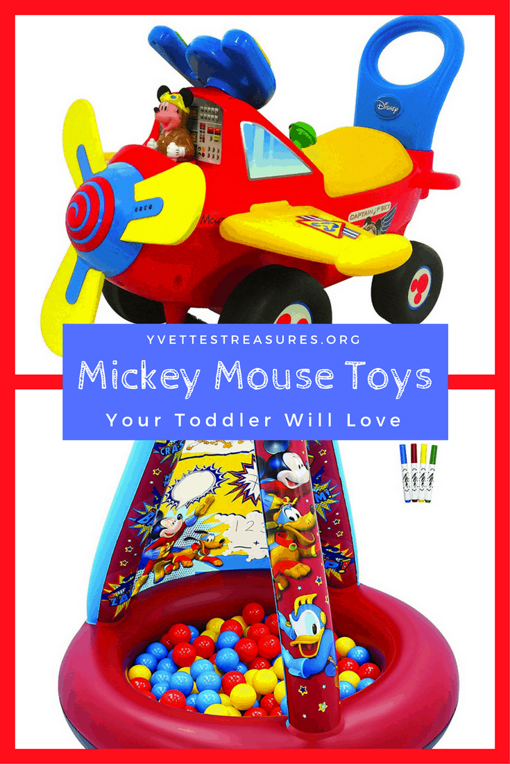 Popular 2 Year Old Toys : These popular mickey mouse toys for year olds are amazing