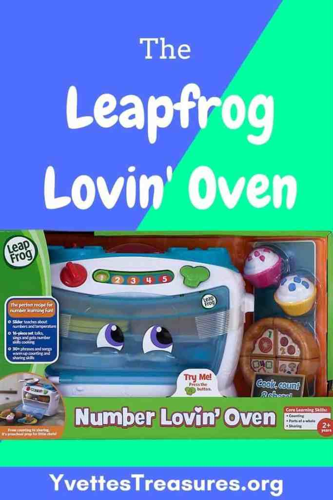 Leapfrog Lovin Oven