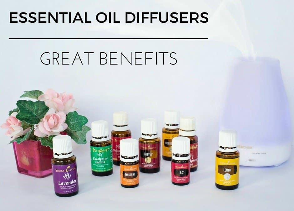 Best Diffuser For Essential Oils ~ Why the best rated essential oil diffusers offer fantastic