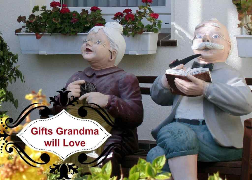 unique gifts for grandma