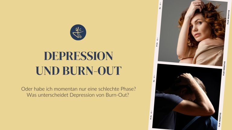 Depressionen Burnout
