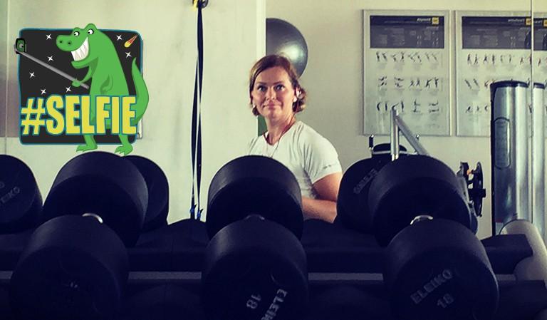 Yvonne - treningsrom