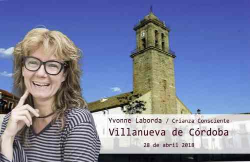 Villanueva De Córdoba - Crianza Consciente @ Teatro Municipal Villanueva de Cordoba | Villanueva de Córdoba | Andalucía | España