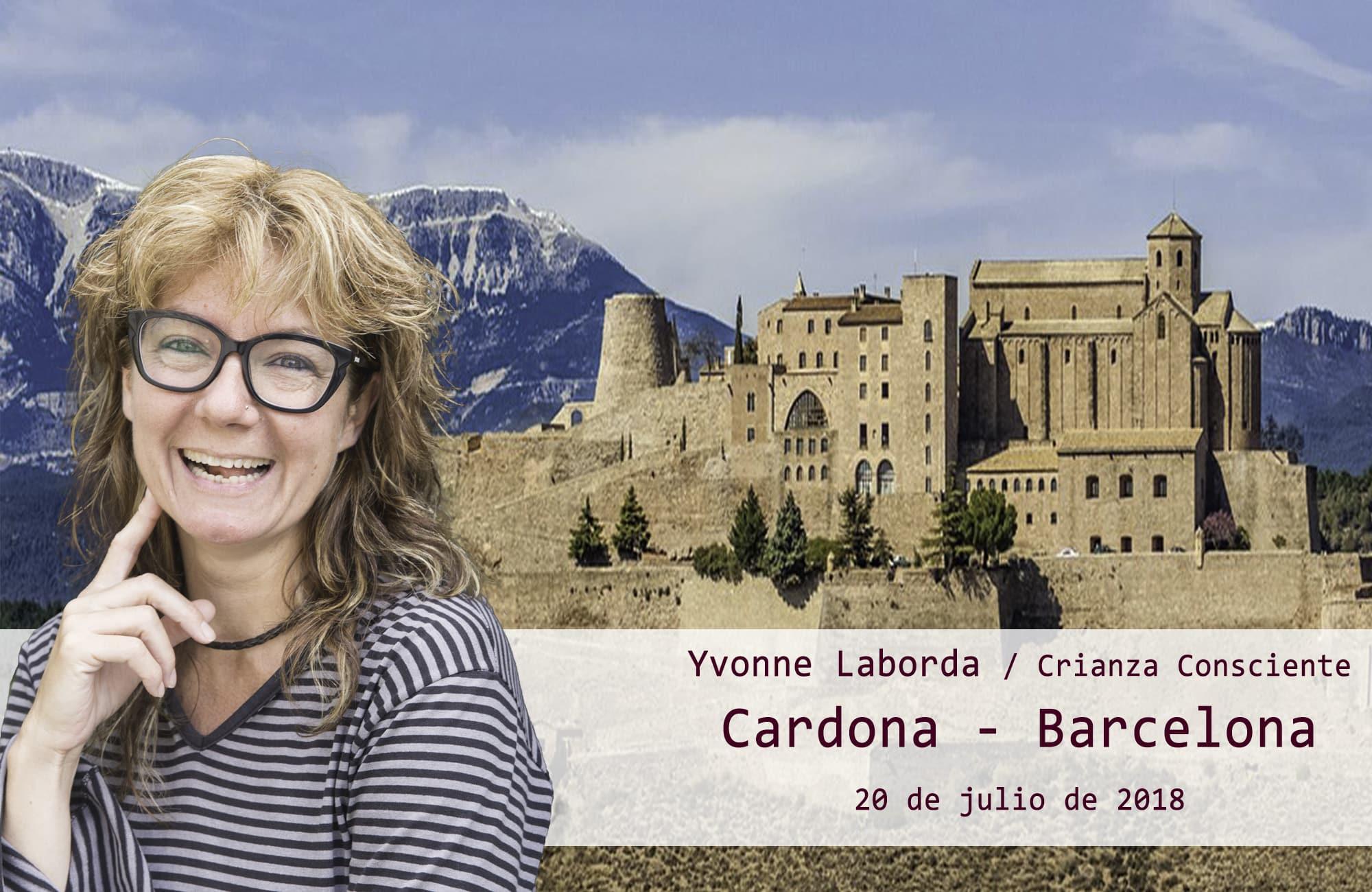 CARDONA, BARCELONA - CRIANZA CONSCIENTE @ Placeta de Sant Jaume | Cardona | Catalunya | España