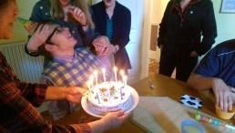 Toby Newbold Birthday