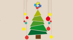Autism Christmas Yvonne Newbold