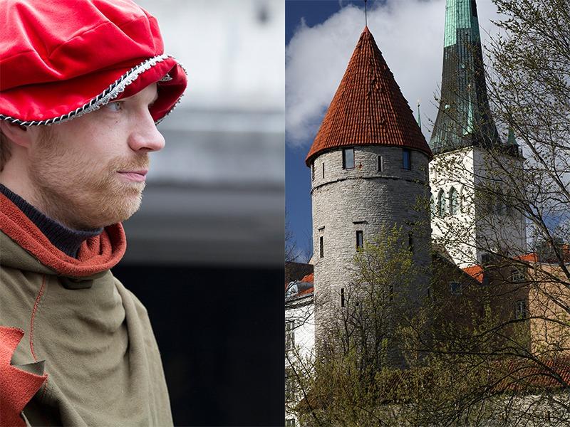Tallinn Middeleeuws centrum