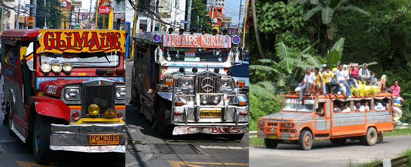 Filippijnen jeepney