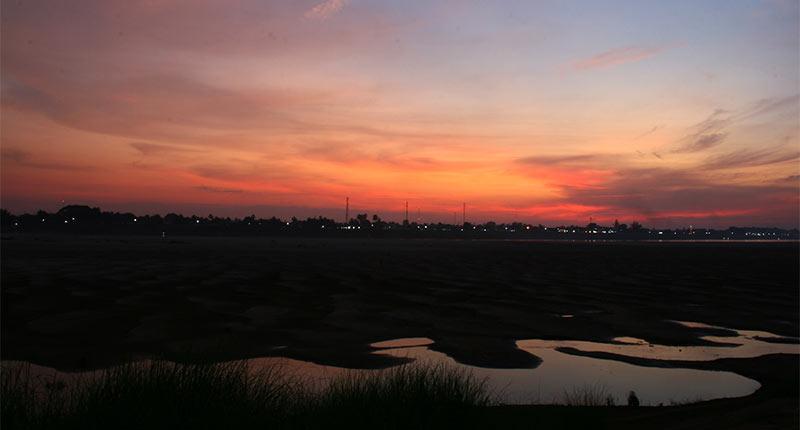 Vientiane Mekong