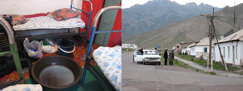 Sary Tash Kyrgyzstan