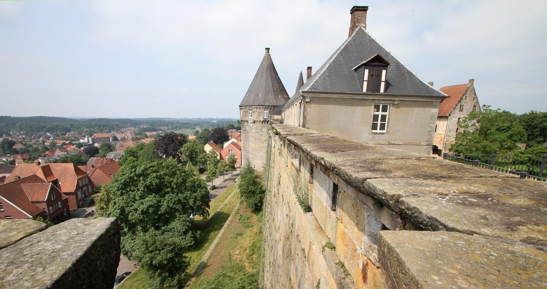 Bad Bentheim - weekend