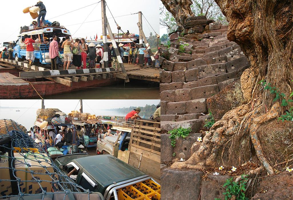 Champasak Zuid Laos