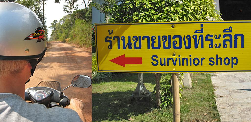 Chiang Rai scooter huren