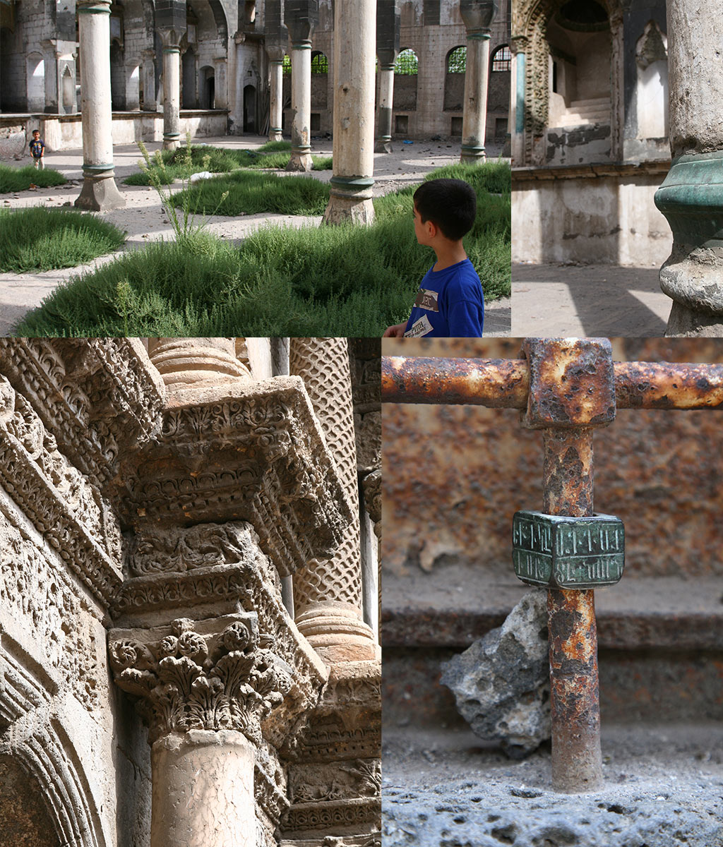 Armeense kerk in Diyarbakir