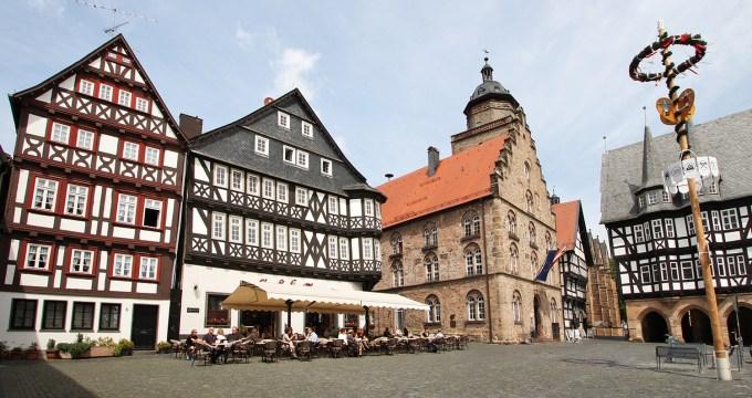 Fotogenieke stadjes in Nordhessen