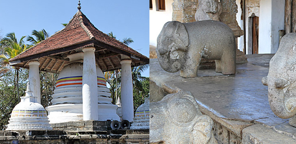 Gadaladeniya Devale Kandy