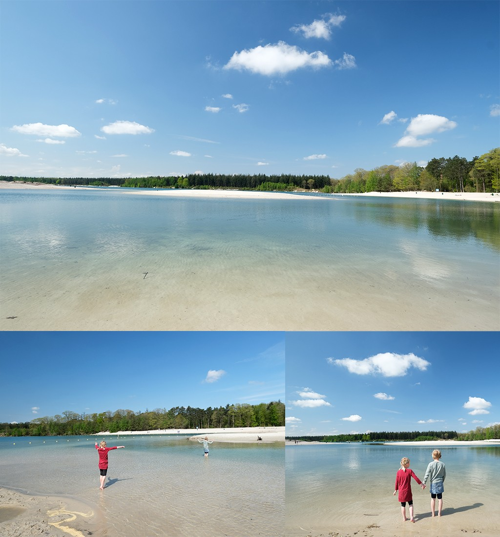 Gasselterveld azuurblauw meer
